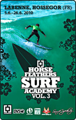 HORSEFEATHERS SURF ACADEMY vol. 3